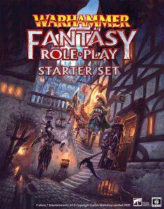 Caja de Iniciación Warhammer RPG 4a Ed