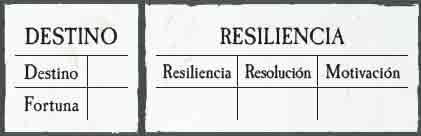 Destino y Resiliencia en Warhammer RPG 4a Ed.