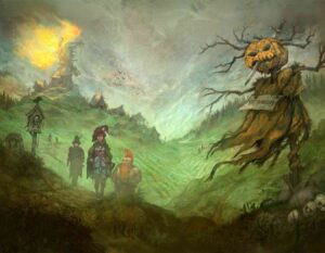 Halloween en el Viejo Mundo de Warhammer